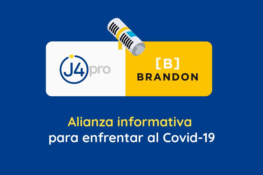 Alianza informativa para enfrentar al Covid-19