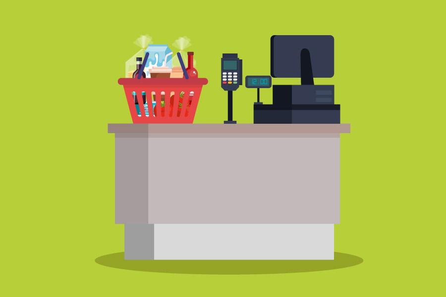 ¿Puedo usar un software gratis para supermercado?