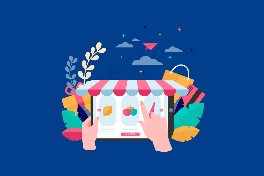 Tienda online para supermercado: 7 Razones por la que debes tener una
